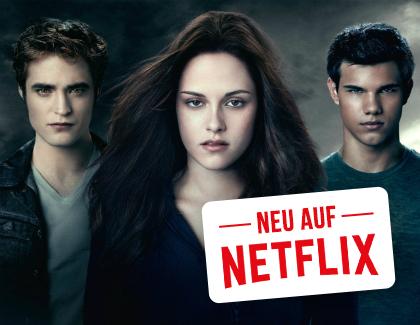 """Diese Woche neu auf Netflix: """"Twilight"""", """"Minority Report"""" und mehr zum Streamen"""