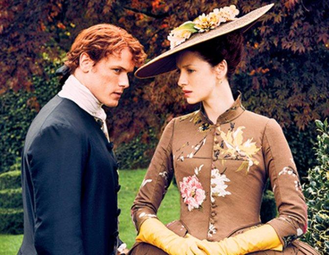 """""""Outlander"""" Staffel 2 spielt in Frankreich ©Starz /VOX"""