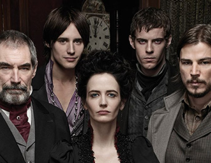 Der Cast von Penny Dreadful ©Showtime/Netflix