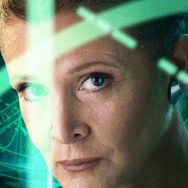 """""""Star Wars 8"""": Carrie Fisher verrät ein Geheimnis der nächsten Episode"""