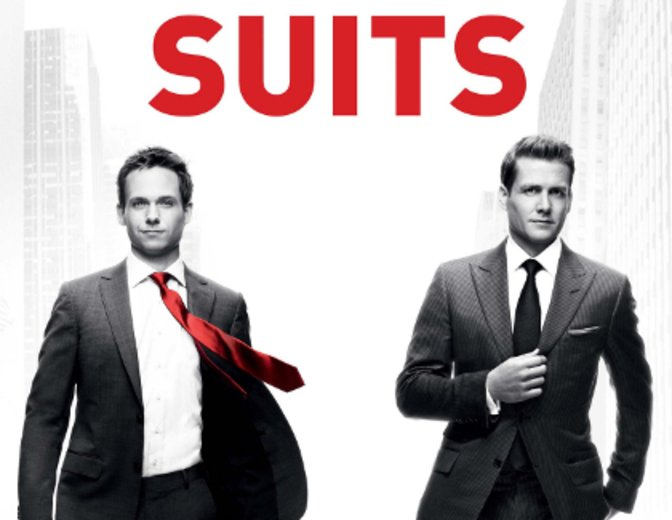 Mike Ross und Harvey Specter ©USA Network/FOX Channel