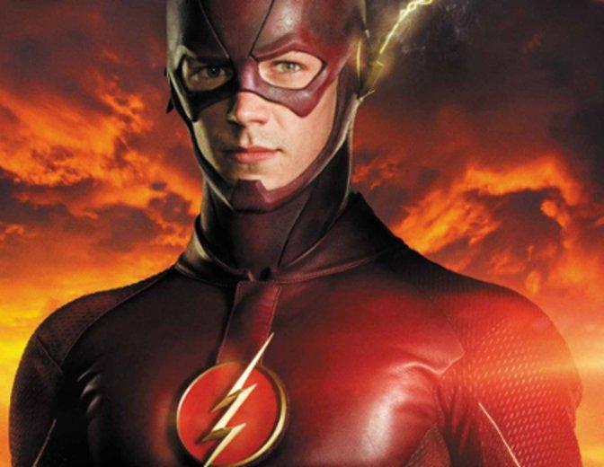 "Grant Gustin ist ""The Flash"" ©TheCW/ProSieben"