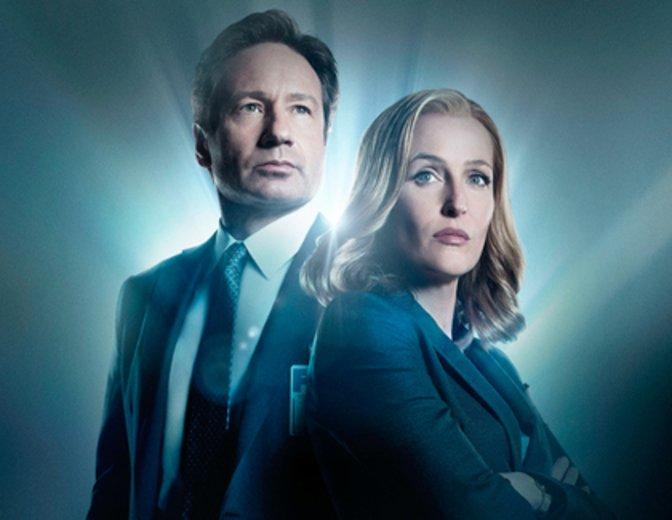 Scully und Mulder sind wieder da ©Fox/ProSieben