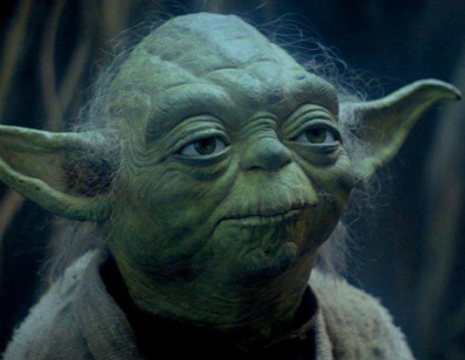 Yoda in SW7 - Artikel