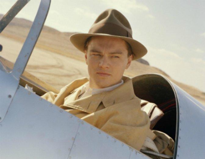 """Als Howard Hughes erntet er für """"Aviator"""" viel Kritikerlob. © Buena Vista"""