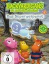Backyardians - Die Hinterhofzwerge: Das Supergespenst Poster