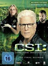 CSI: Crime Scene Investigation - Season 15.1 Poster