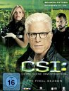 CSI: Crime Scene Investigation - Season 15.1 Poster