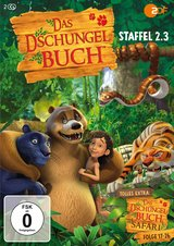 Das Dschungelbuch - Staffel 2.3 Poster