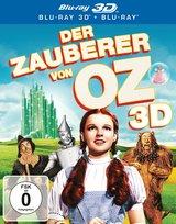 Der Zauberer von Oz (Blu-ray 3D + 2D) Poster
