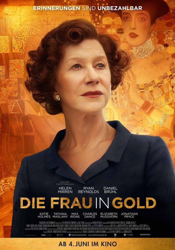 Die Frau in Gold Poster