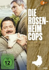 Die Rosenheim-Cops - Die komplette Staffel 2 Poster