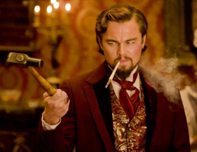 """Skrupellos und zu allem bereit zeigt er sich in Tarantinos """"Django Unchained"""" © Sony Pictures"""