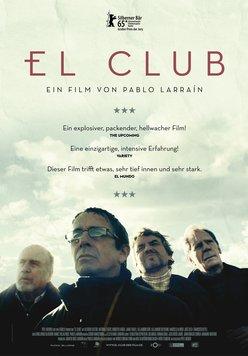 El Club Poster