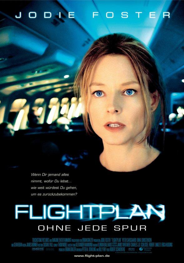 Flightplan - Ohne jede Spur Poster