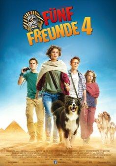 Fünf Freunde 4 Poster