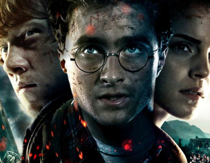 Die Harry Potter Geschichten faszinieren Groß und Klein! ©Warner