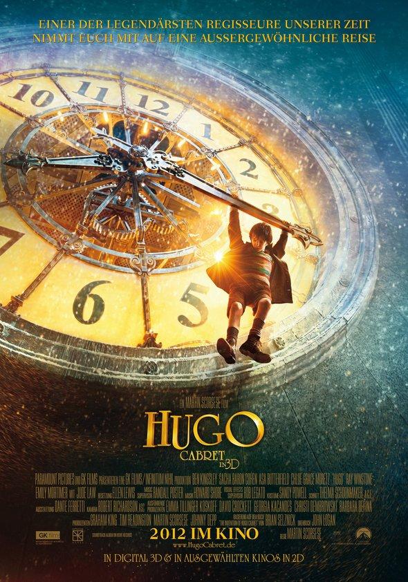 Hugo Cabret Poster
