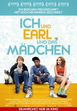 Ich und Earl und das Mädchen Poster