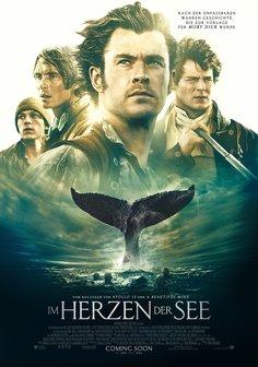 Im Herzen der See Poster