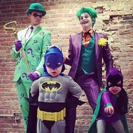Hollywood im Kostüm-Fieber: Die besten Karnevals-Ideen der Stars