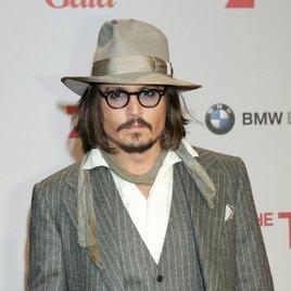 Johnny Depp: Bei den Grammys wurde der Filmstar zum Rockstar