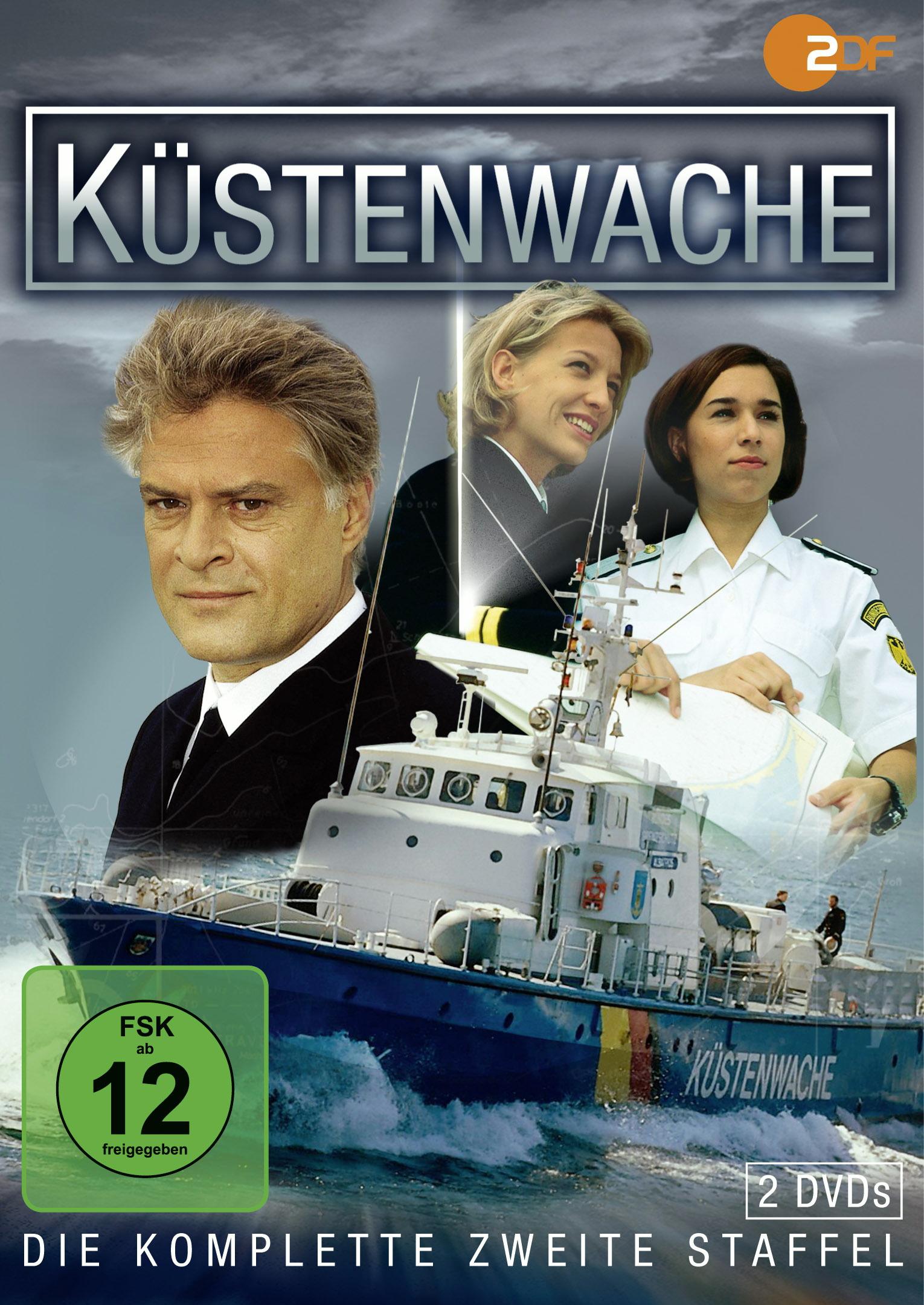 Küstenwache - Die komplette zweite Staffel Poster