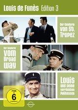 Louis de Funès Edition 3 (3 Discs) Poster