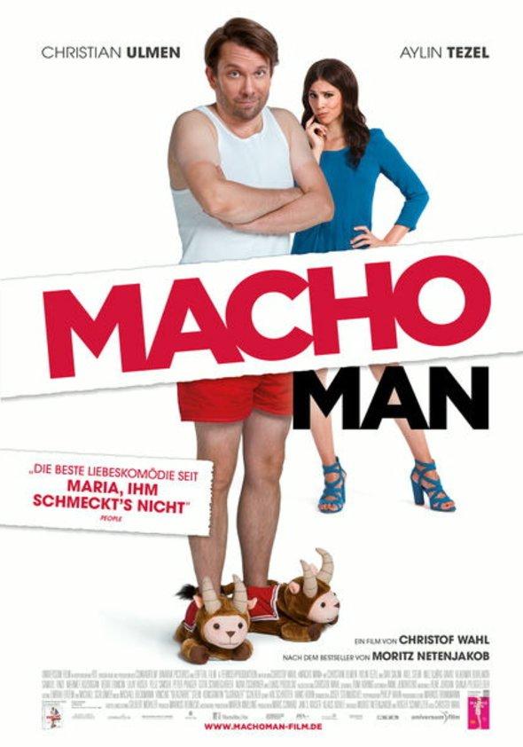 Macho Man Poster