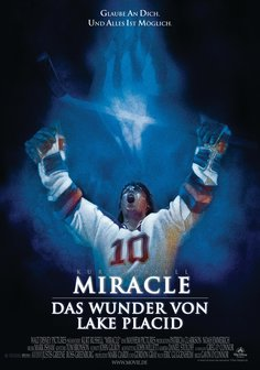 Miracle - Das Wunder von Lake Placid Poster