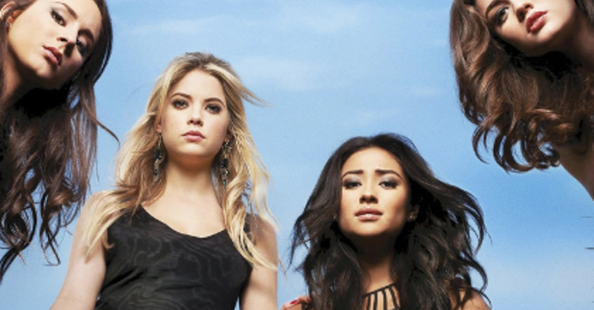 Pretty Little Liars Staffel 6 Deutsch