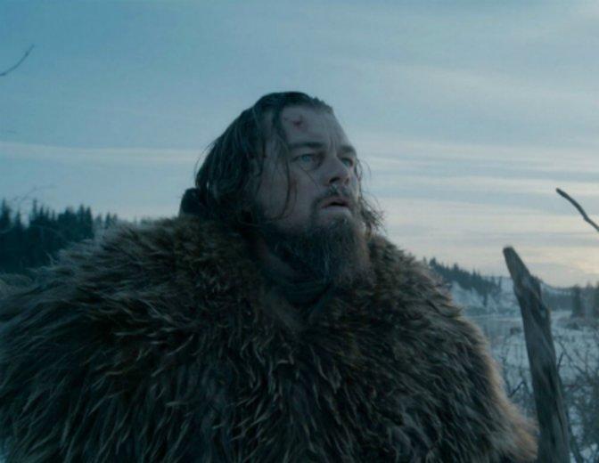 """Nach 5 Anläufen wird er für """"The Revenant"""" erstmals mit dem Oscar ausgezeichnet © 20th Century Fox"""