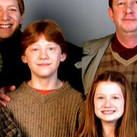 """Familientreffen bei den Weasleys: """"Harry Potter""""-Stars sind wieder vereint"""