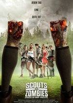 Scouts vs. Zombies - Handbuch zur Zombie-Apokalypse Poster