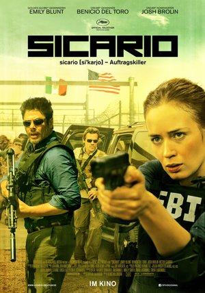 Sicario Poster