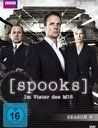 Spooks - Im Visier des MI5, Season 6 Poster