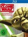 Star Wars: The Clone Wars - Die komplette zweite Staffel (3 Discs) Poster