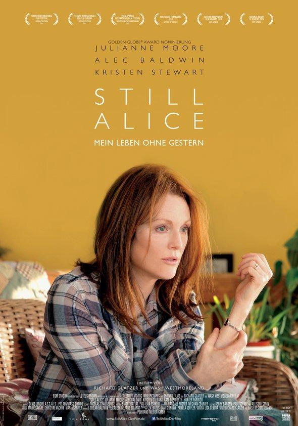 Still Alice - Mein Leben ohne gestern Poster