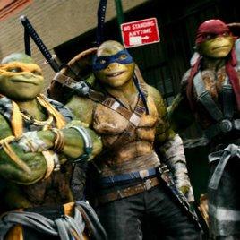 """""""Teenage Mutant Ninja Turtles 2"""": Neuer Superbowl TV-Trailer sorgt für ordentlich Action"""