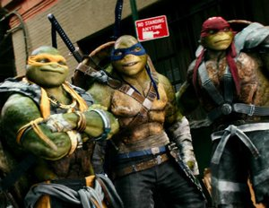 """Teenage Mutant Ninja Turtles 2"": Neuer Superbowl TV-Trailer sorgt für ordentlich Action"