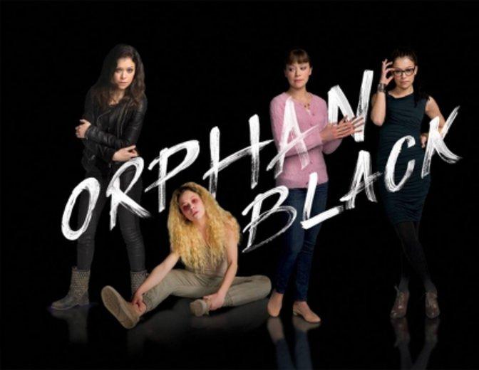 """Die Clones in """"Orphan Black"""" © BBC America"""
