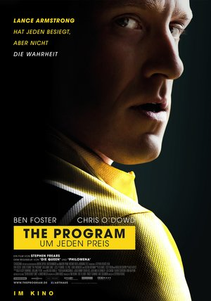 The Program - Um jeden Preis Poster
