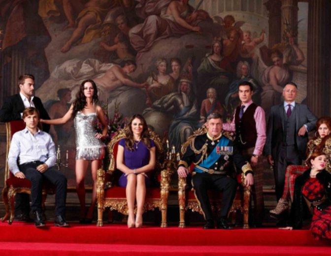 """Der Cast von """"The Royals"""" ©E!/ProSieben"""