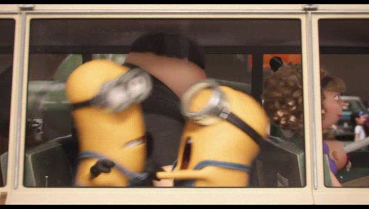 Minions (3D) - Trailer Poster