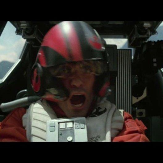Star Wars: Das Erwachen der Macht - Trailer Poster
