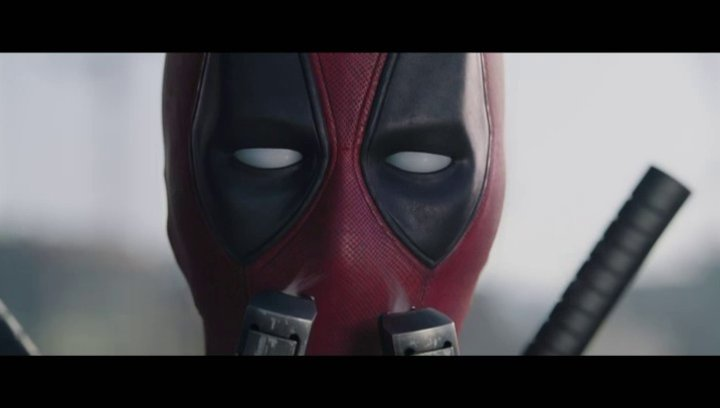 Deadpool - Trailer Poster