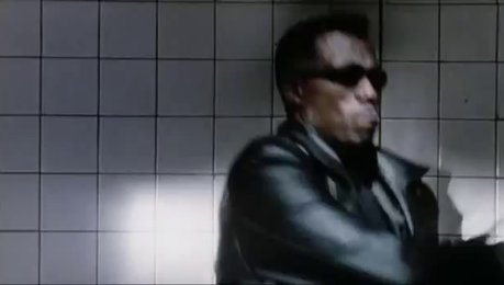 Blade - Trailer Deutsch Poster