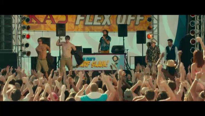 Flex Off - Szene Poster