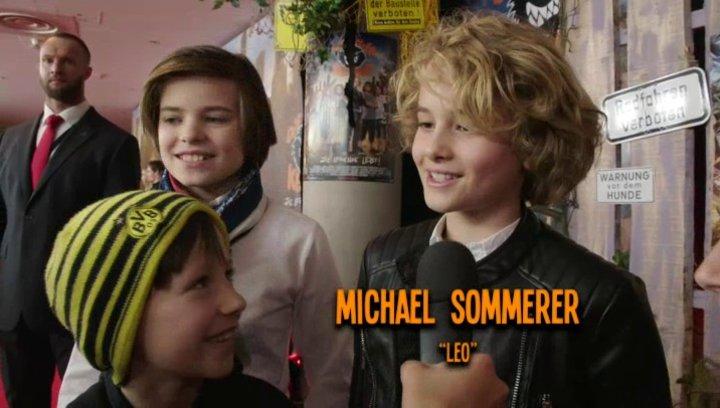 Premiere in München - Sonstiges Poster
