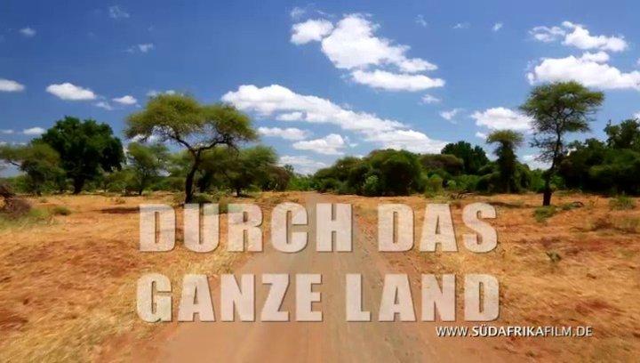 Südafrika - Der Kinofilm - Trailer Poster